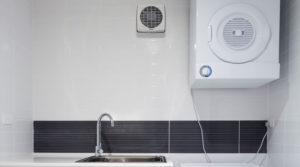 вентиляция в ванне