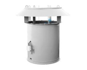 Вентилятор осевой подпора воздуха ВКОПв 13-284