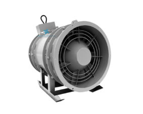 Вентилятор шахтный ВОЭ-5