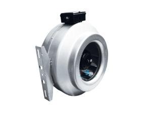 Круглые канальные вентиляторы ВКК